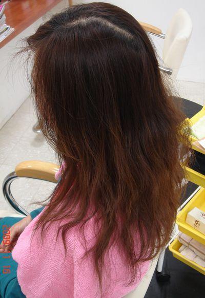 熊本|高難易度縮毛矯正攻略技術エンパニ®簡単艶出し美髪矯正