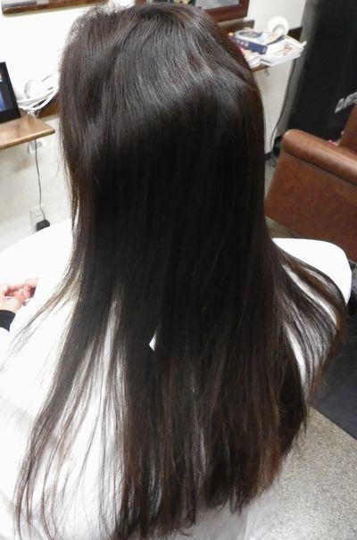 大分高難易度縮毛矯正攻略技術エンパニ®簡単艶出し美髪矯正