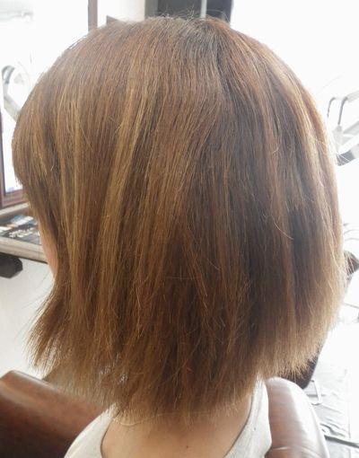 長崎|高難易度縮毛矯正攻略技術エンパニ®簡単艶出し美髪矯正