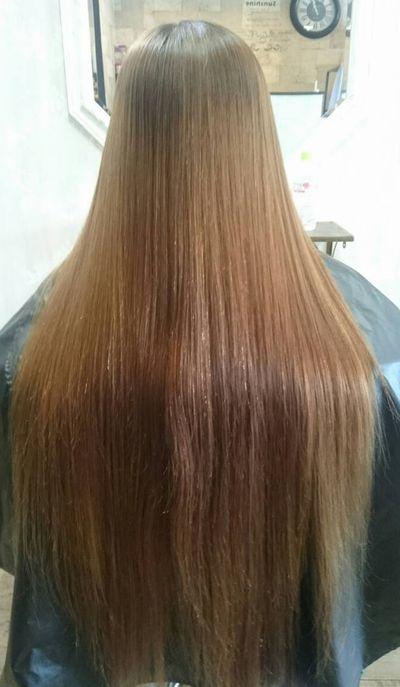 高難易度縮毛矯正攻略技術エンパニ®簡単艶出し美髪矯正