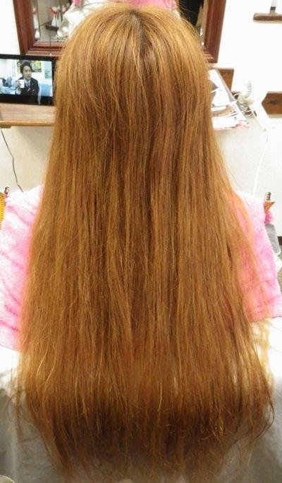 奈良高難易度縮毛矯正攻略技術エンパニ®簡単艶出し美髪矯正