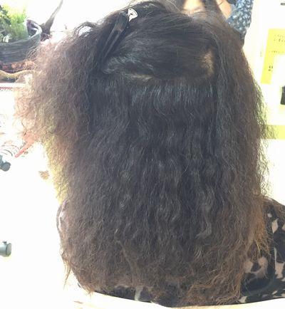 徳島 高難易度美髪矯正エンパニ®縮毛矯正攻略