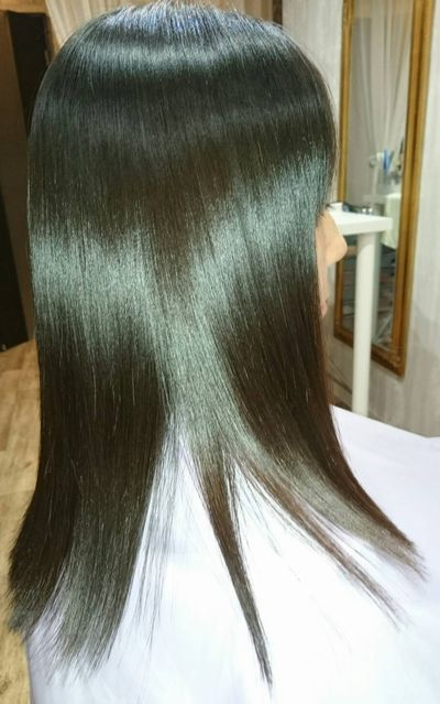 高難易度縮毛矯正攻略基礎育成美髪矯正シルクレッチ®アフター
