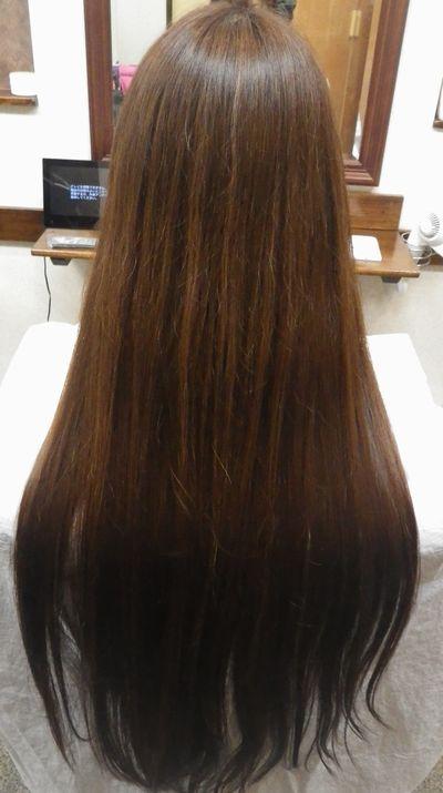 宮城Top髪質改善に特化した美髪矯正シルクレッチ®