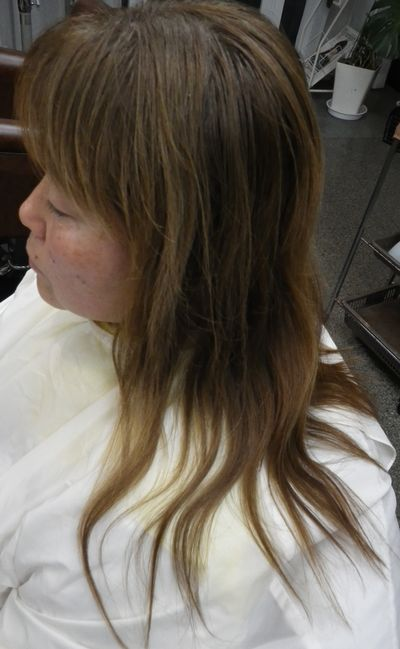 東林間高難易度美髪矯正 エンパニ®名があれば安心証明です。