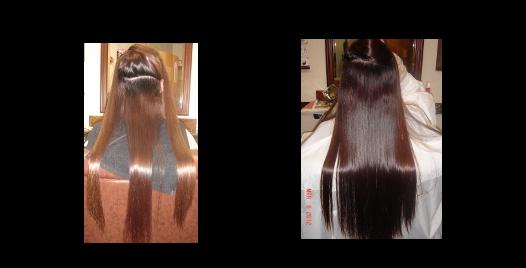 縮毛矯正は、その時キレイだけではなく半年後もかけた部分美しい状態が上手い美容師のレベルです。
