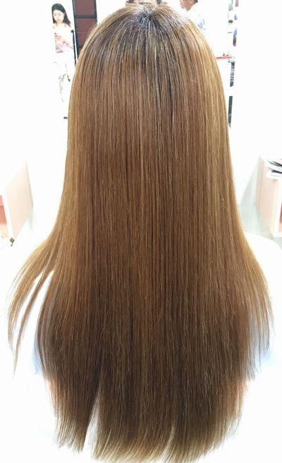 岩手Top髪質改善に特化した美髪矯正シルクレッチ®